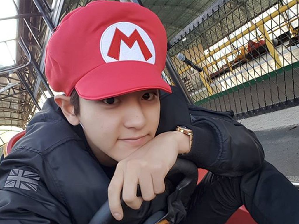 Momen Mesra Chanyeol EXO-Seohyun Tertangkap Kamera