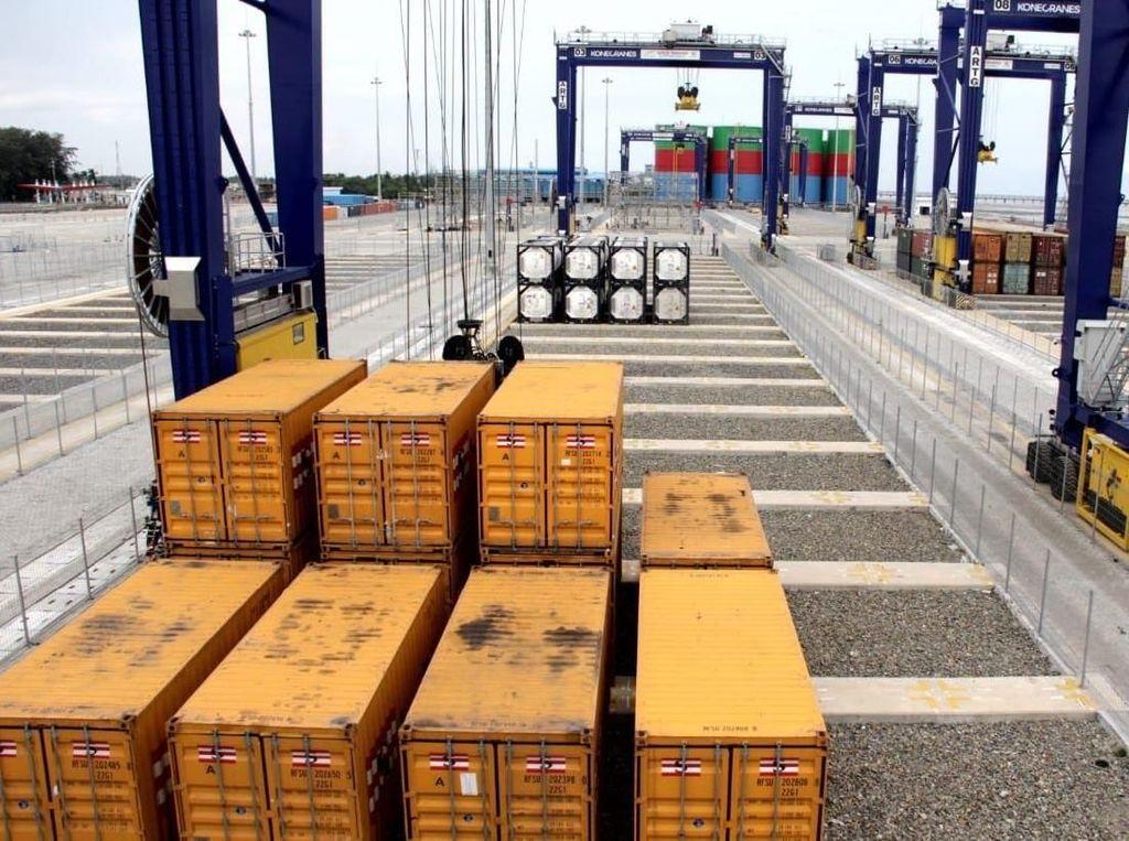 Layanan Pelabuhan Kini Bisa Diakses Online