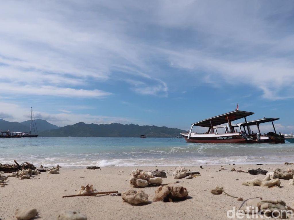 Polisi Limpahkan Berkas ke Jaksa Kasus Korupsi Dermaga Gili Air Lombok