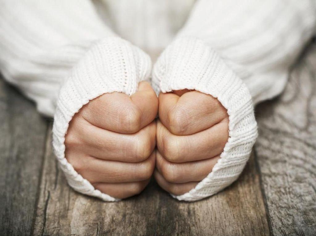 5 Penyakit yang Bisa Ditandai dengan Tangan yang Selalu Dingin