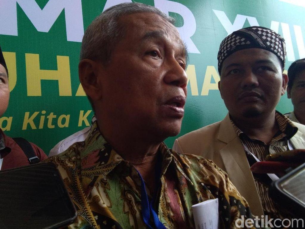 Eks Ketua KPK Menilai Polisi Terlalu Ngotot Memeriksa Dana Kemah