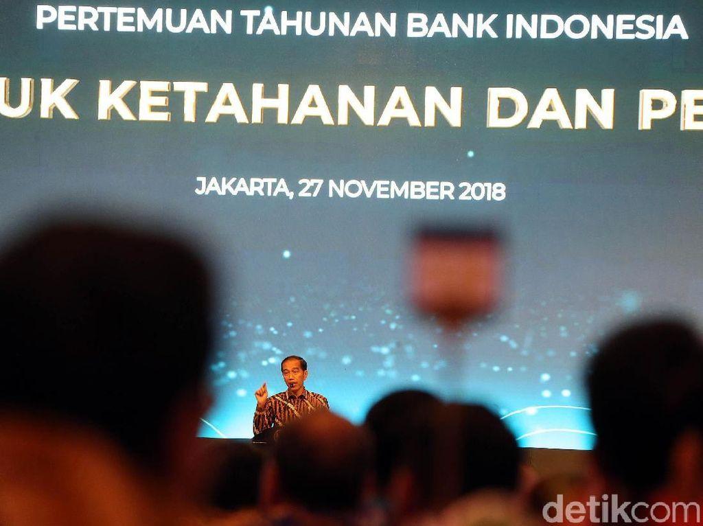 Rupiah Mulai Perkasa, Jokowi: BI Keluarkan Taringnya