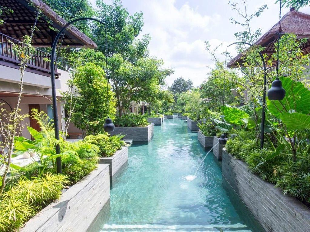Saat Resor Jepang Kenalkan Ritual Kecantikan Bali pada Turis