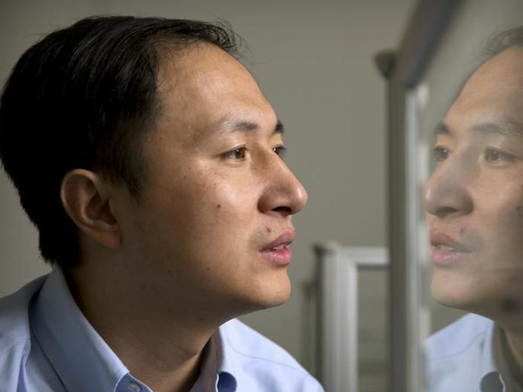 Bayi Kembar Tahan HIV Hasil Rekayasa Genetika Dilahirkan di China