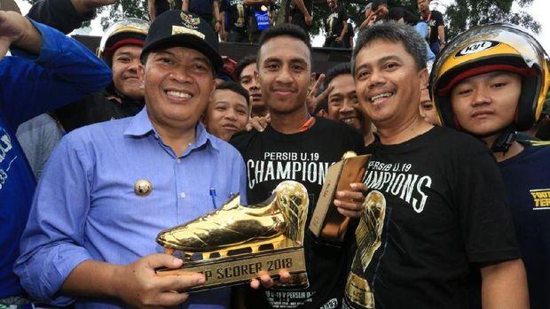 Pemkot Bandung Siapkan Bonus untuk Persib U-19