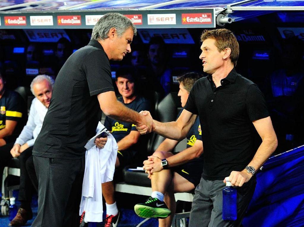 Mourinho Biang Perpecahan di Timnas Spanyol