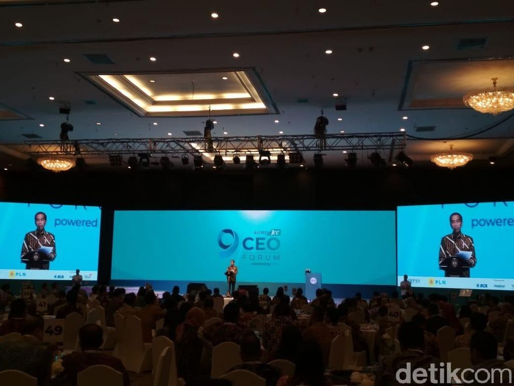 Pamer 10 Bali Baru, Jokowi: Peluangnya Menjanjikan