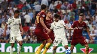 AS Roma Vs Real Madrid : Duel Dua Tim Pesakitan