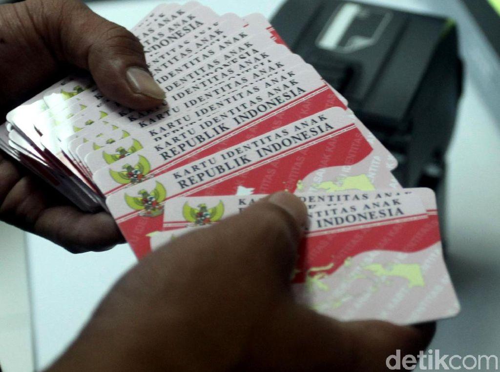 Setiap Anak di Bekasi Dianjurkan Punya Kartu Identitas