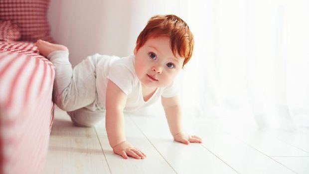 Ilustrasi kulit bayi