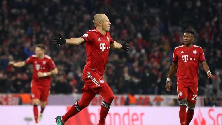 Kaki Kiri Robben Masih Ampuh di 2018