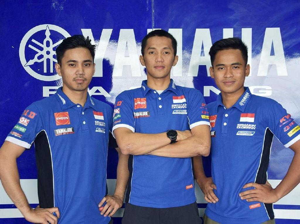 Misi Tim Yamaha Racing Indonesia di Seri Pamungkas ARRC 2018