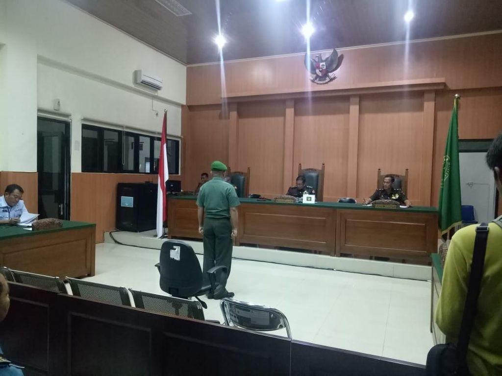 Cabuli 2 Anak, Serka di Sumsel Dihukum 5,5 Tahun Penjara
