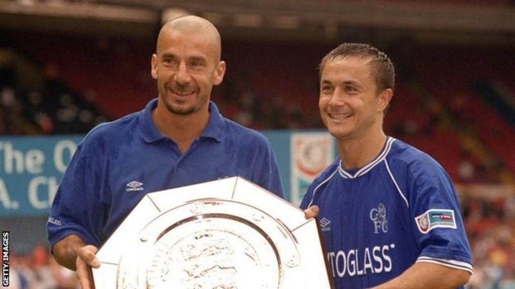 Legenda Chelsea Gianluca Vialli Diam-diam Berjuang Melawan Kanker