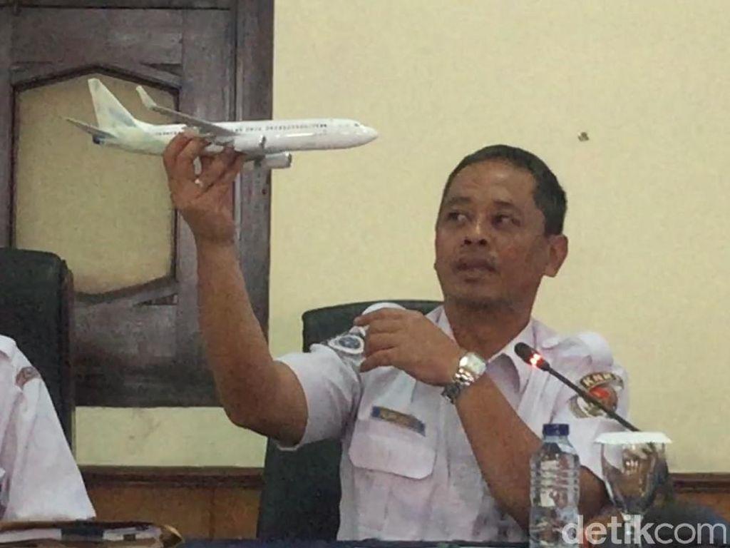 KNKT: Pesawat Lion Air JT 610 Sudah Tak Laik Terbang