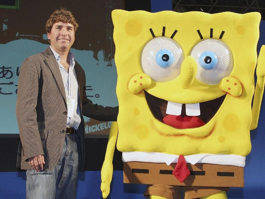 Perjuangan Pencipta Spongebob Stephen Hillenburg Melawan Penyakit Saraf