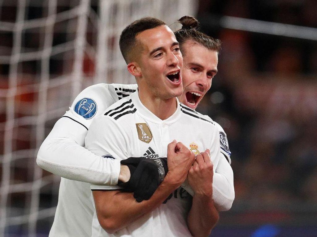 Kemenangan Atas Roma Jadi Momentum Madrid Bangkit
