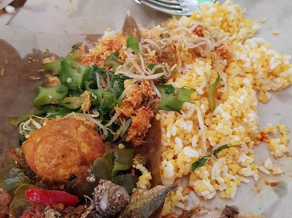 Sarapan Enak dan Sehat dengan Nasi Ampog dari Madura