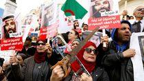 Saat Putra Mahkota Arab Saudi Diteriaki Pembunuh di Tunisia