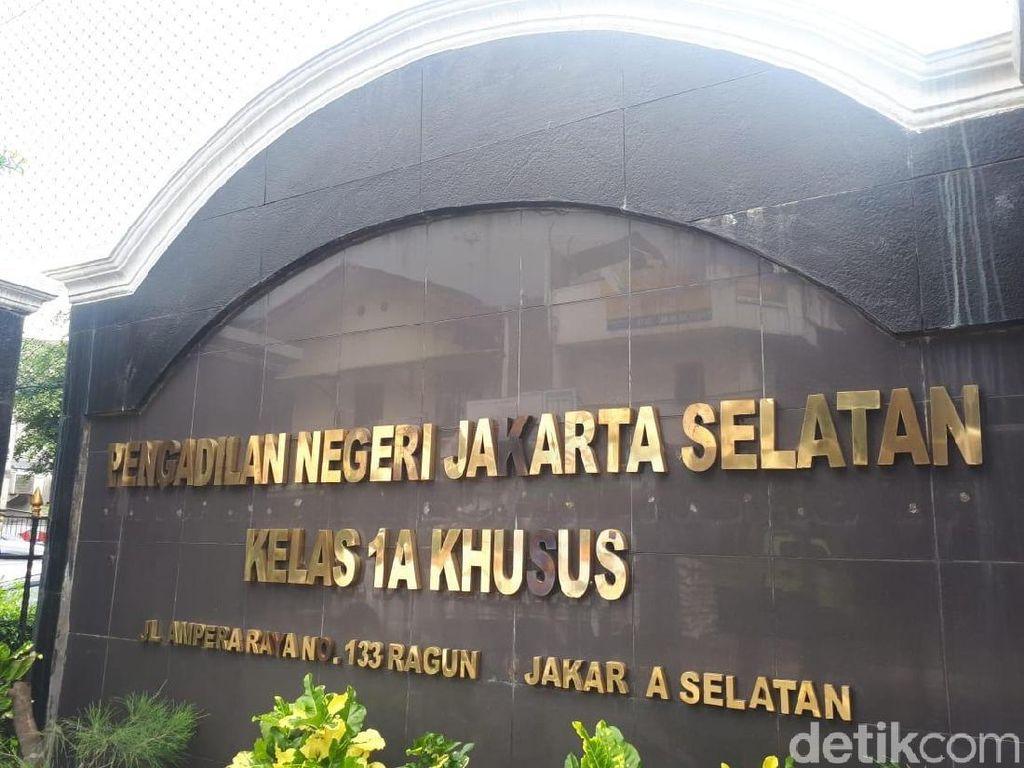 PN Jaksel Gelar Sidang Praperadilan Jilid II Nurhadi cs 24 Februari
