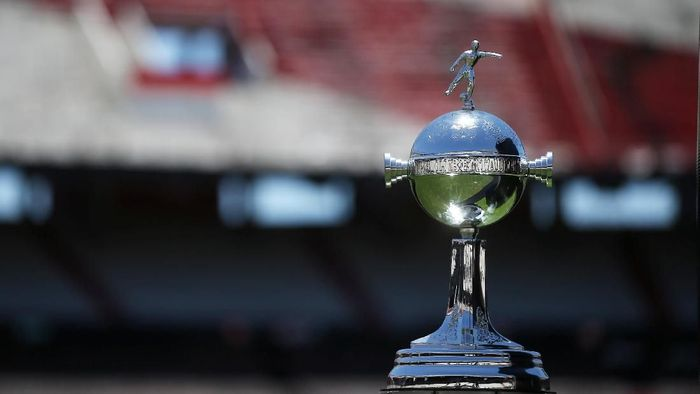 Leg kedua final Copa Libertadores digelar di luar Argentina pada 8/9 Desember (Agustin Marcarian/detikSport)