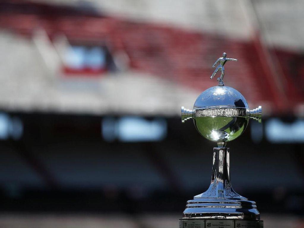 Leg Kedua Final Copa Libertadores Tak Digelar di Argentina