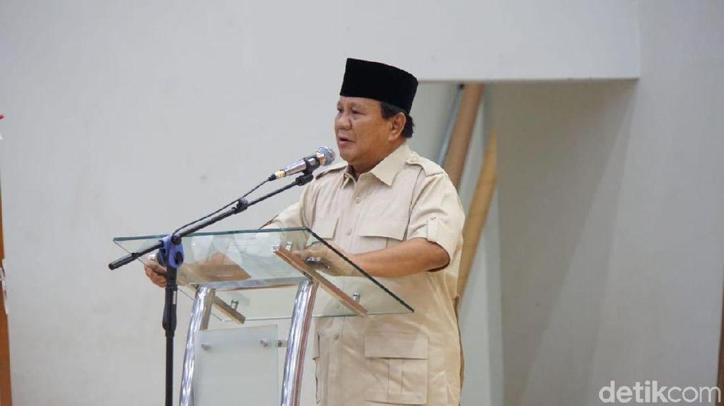 Video Prabowo Salah Wudhu Muncul Lagi