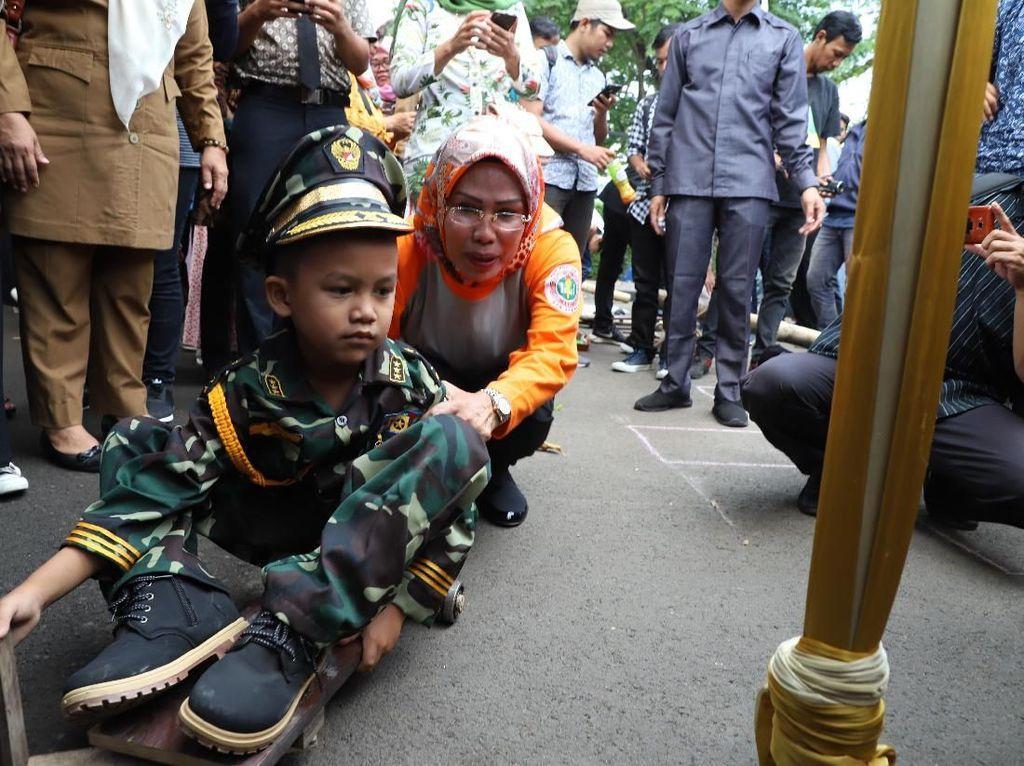 Bupati Tatu: Tak Boleh Ada Siswa Putus Sekolah di Kabupaten Serang