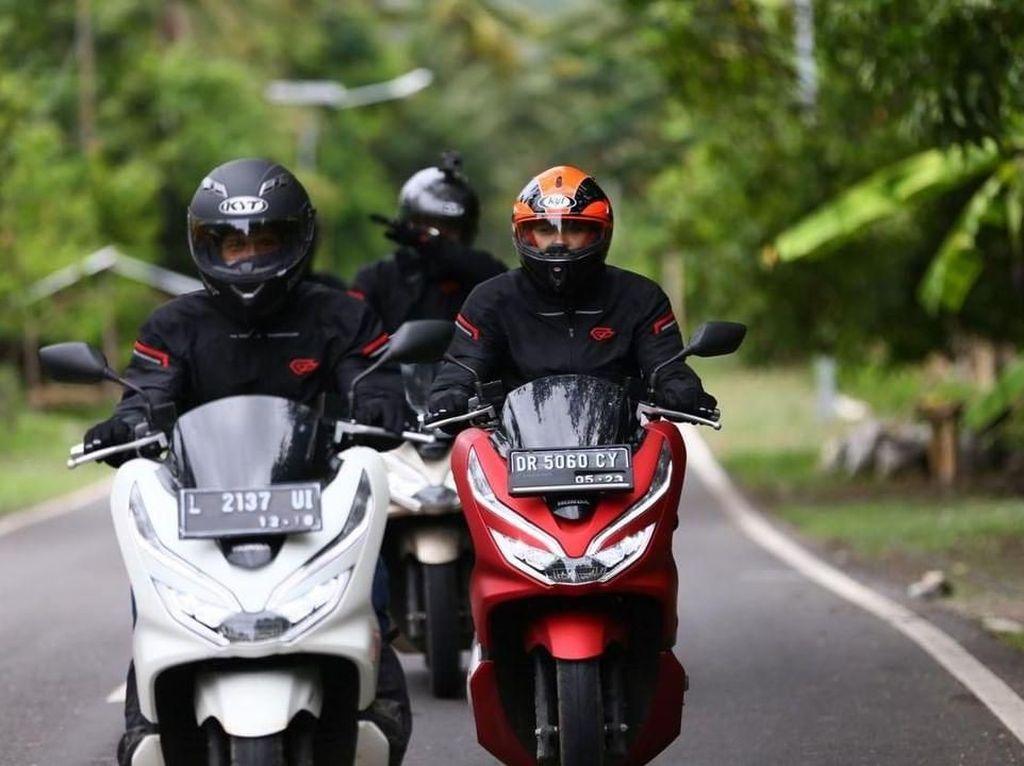 Banyak Pengguna Motor Sport Pindah ke Skutik