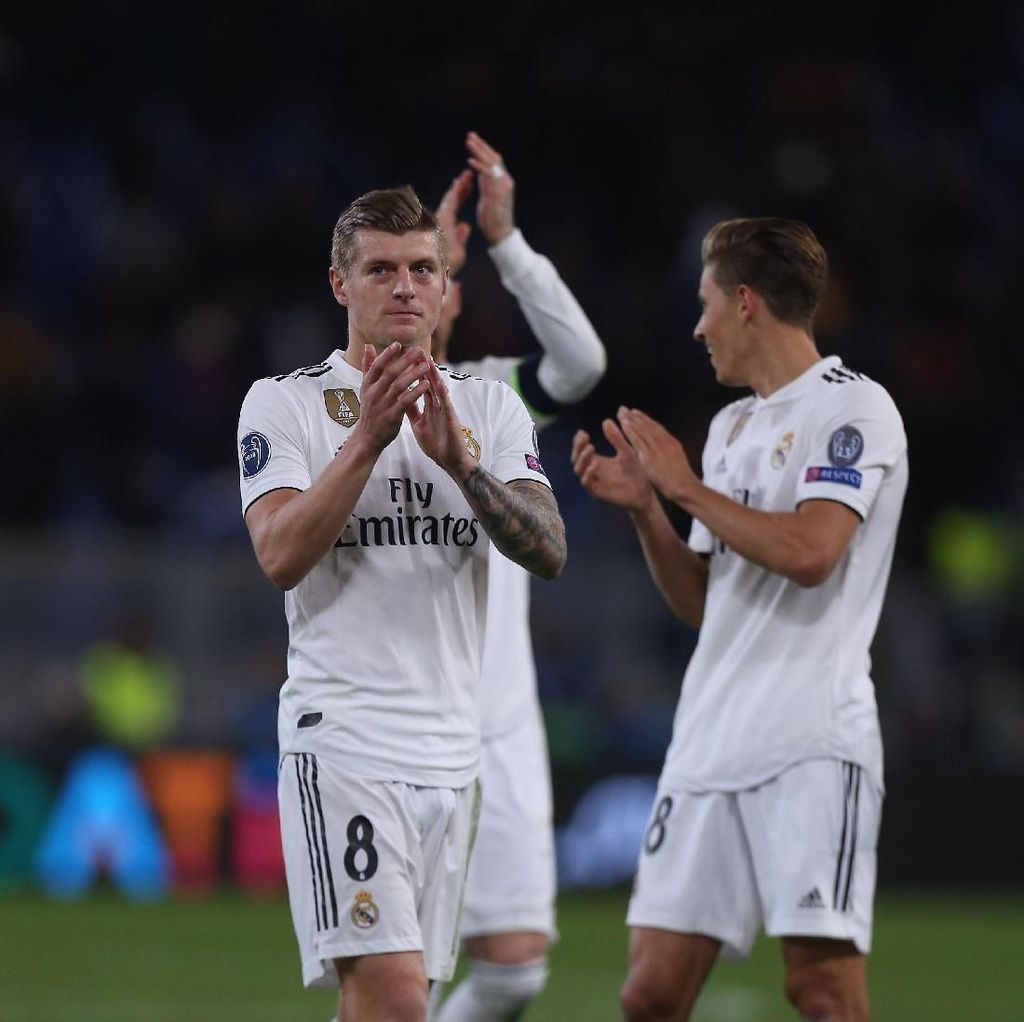Prediksi Real Madrid vs CSKA Moskow: Laga Formalitas Los Blancos