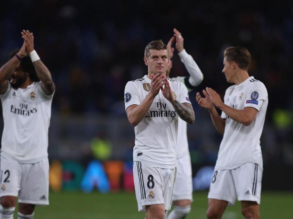 8 Tim yang Sudah Lolos ke 16 Besar Liga Champions 2018/2019