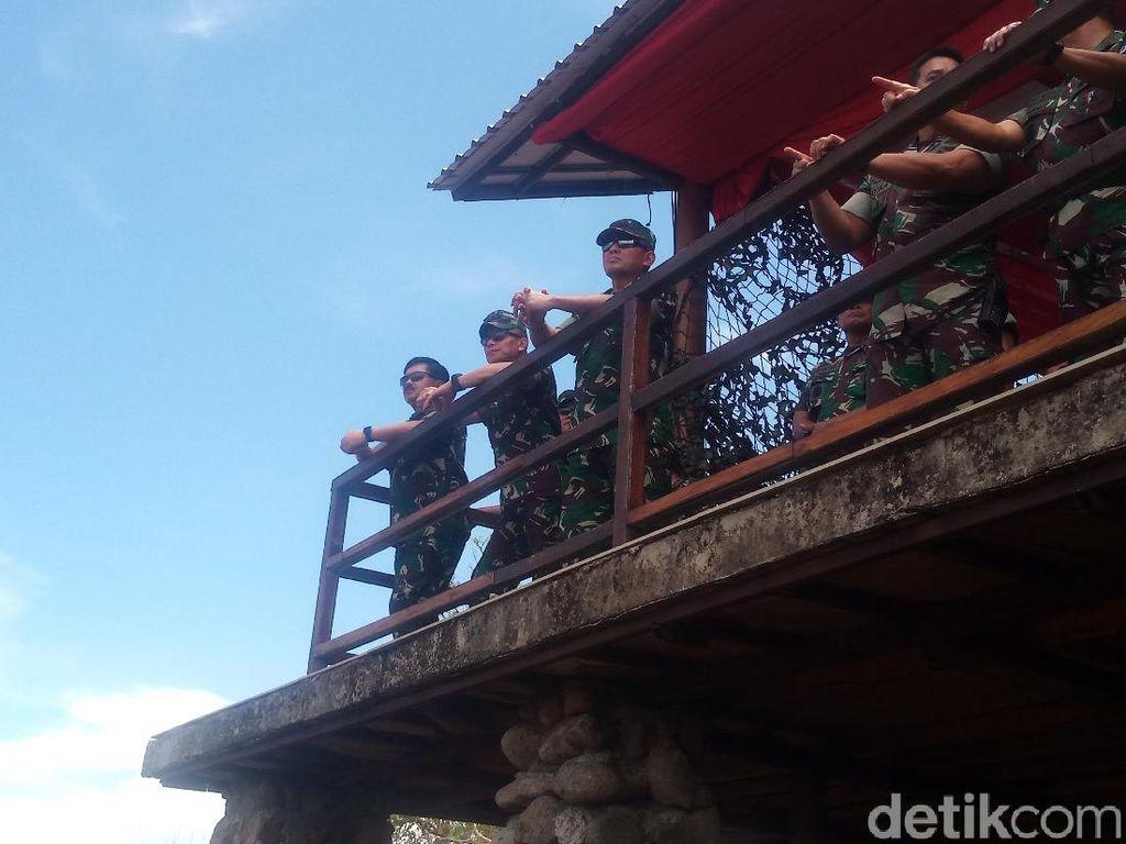 Panglima Puas atas Hasil Latihan Tempur TNI di Situbondo