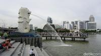 Kasus Covid-19 Melonjak, Singapura Perpanjang Pembatasan Sosial