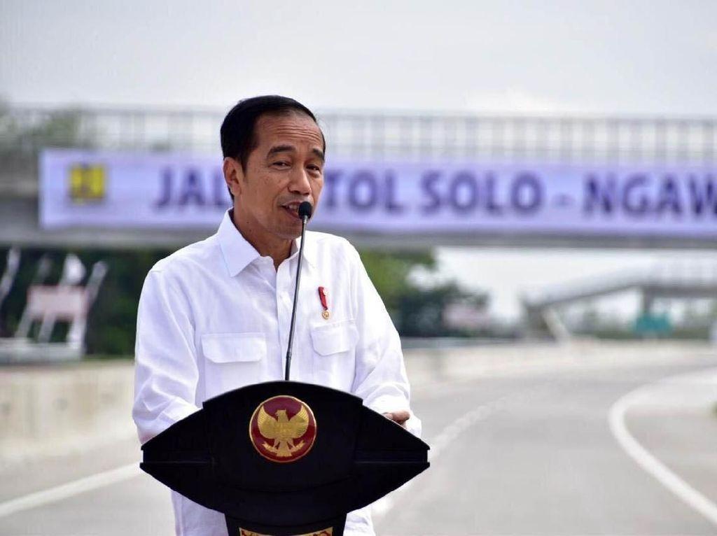 Jokowi Geber Proyek Tol, Kubu Prabowo-Sandi Sibuk Kritik