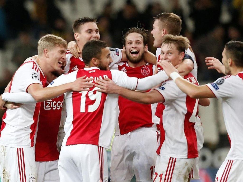 Ten Hag: Jangan Sampai Terhenti di Semifinal, Ajax!