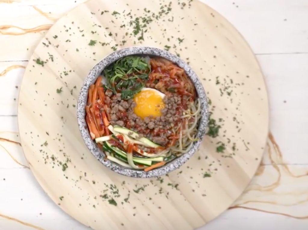 Resep Bibimbap Korea, Makanan Wajib Coba Bunda Pecinta Drakor