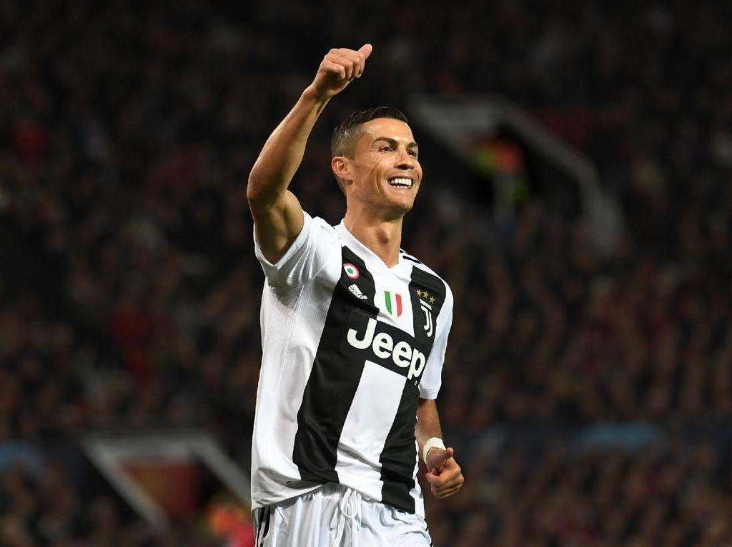 Ronaldo: Gabung Juve Keputusan Tepat di Waktu yang Tepat