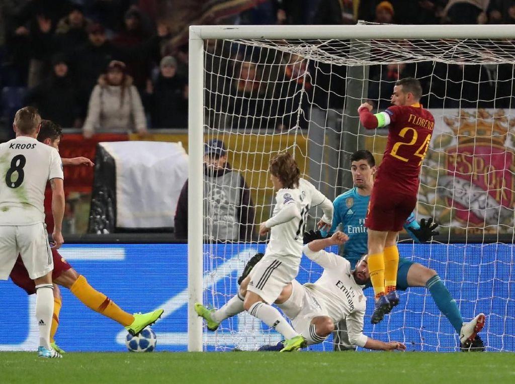 CSKA Kalah, Madrid dan Roma Lolos ke Babak 16 Besar