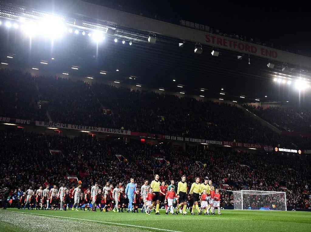 Setan Merah Tak Lagi Menakutkan di Old Trafford