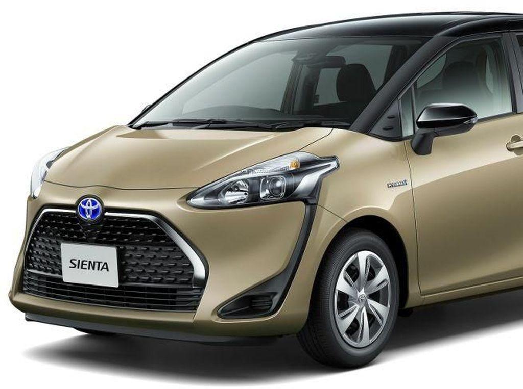 Toyota Bakal Suntik Sienta Pakai Mesin Hybrid?