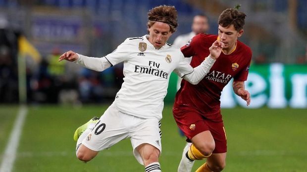 Real Madrid mendapat lawan tantangan berat dari tim muda Ajax.