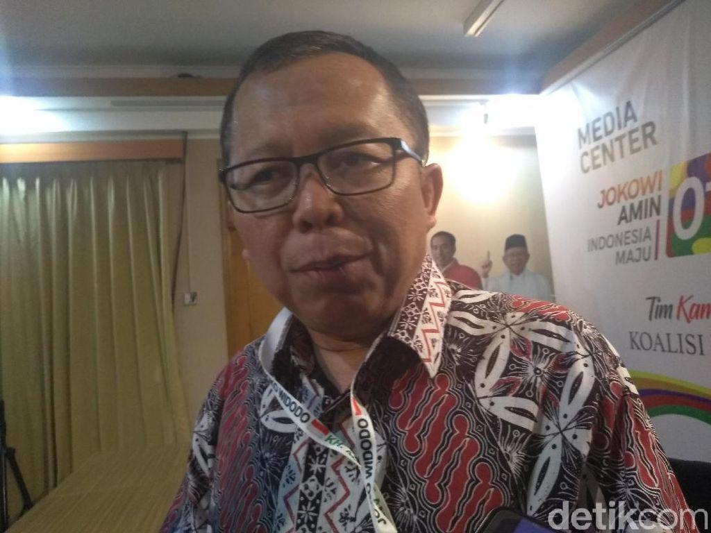 TKN Jokowi ke Fadli Zon: Pembangunan Itu Kewajiban, Bukan Pencitraan