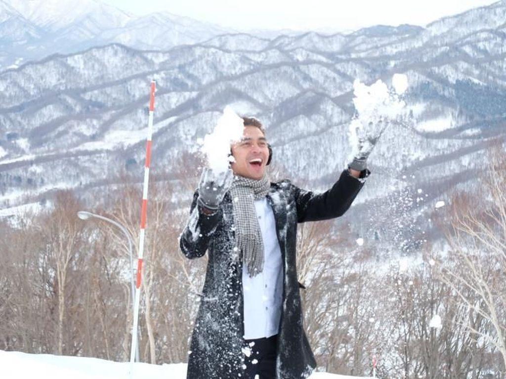 Tips Asyik Main Salju di Negeri Sakura