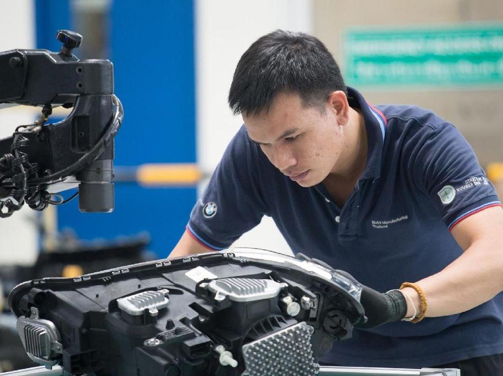 Bukan di Indonesia, BMW Pilih Thailand untuk Produksi Baterai