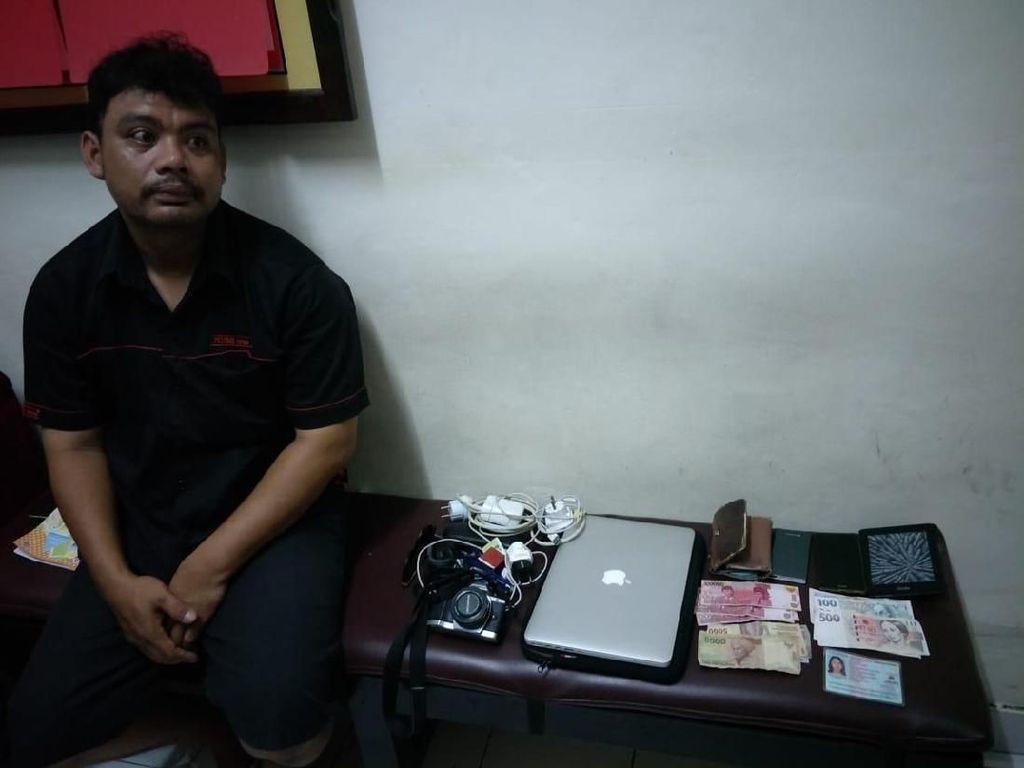 Jambret WN Australia di Canggu, Santoso Ditangkap di Gilimanuk