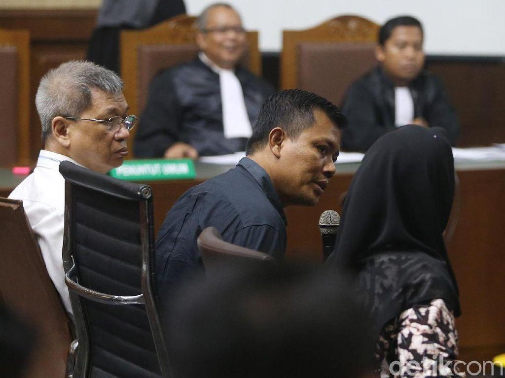 Sidang Korupsi Massal Uang Ketok Palu DPRD Sumut