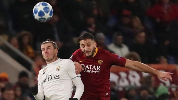 Madrid dan Roma menjadi wakil Grup G di babak gugur.