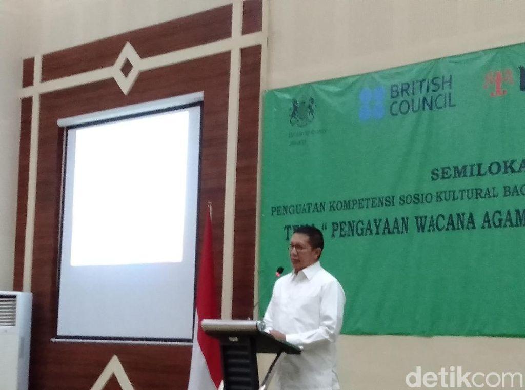 Menag Bicara Soal 2 Tantangan Indonesia Dalam Beragama