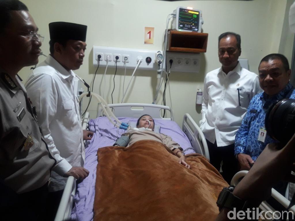Tiba di RI, TKI Shinta yang Sakit di Taiwan Dirawat di RS Polri