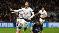 Hasil Liga Champions: Eriksen Antar Tottenham Kalahkan Inter